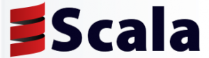 Scala programming language logo